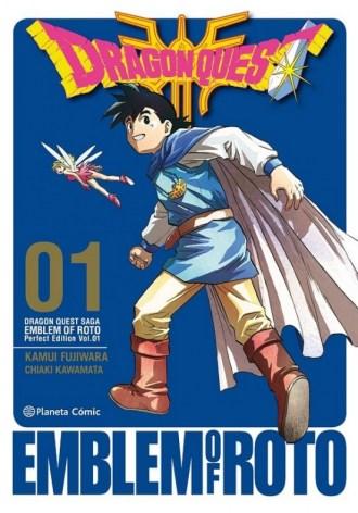 Dragon Quest Emblem of Roto portada