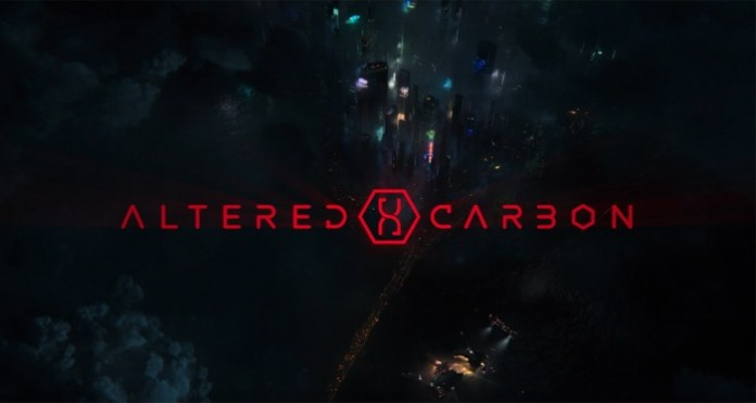 Altered Carbon - logo