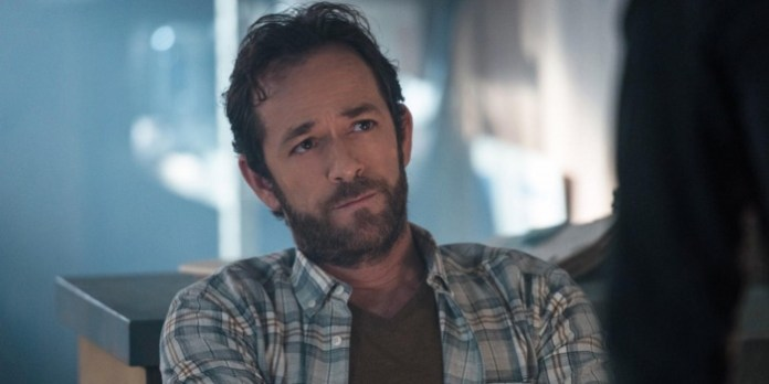 Riverdale Luke Perry Fred Andrews