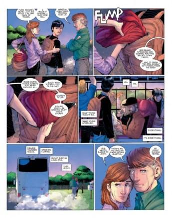 Superman Año 1-8