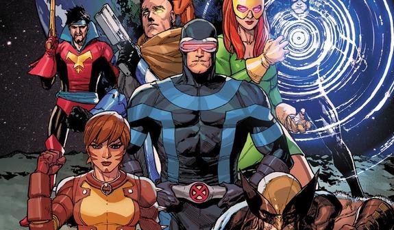 [SDCC19] Todas las nuevas series mutantes que llegarán a Marvel