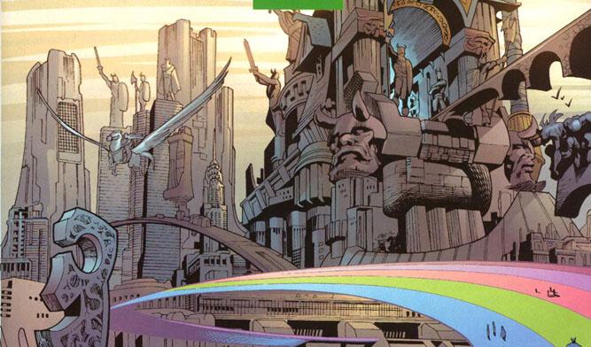 New Asgard Earth 3515