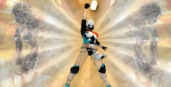 Thor - Dead Man Logan