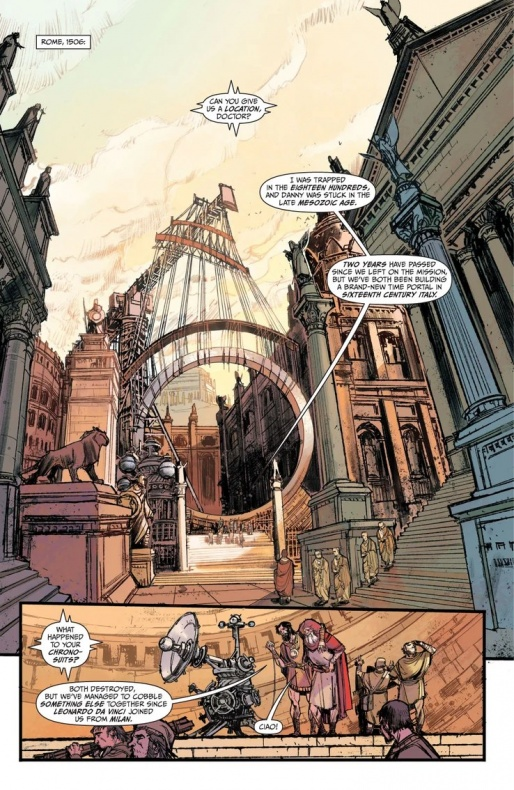 Chrononauts: Futureshock - página 11