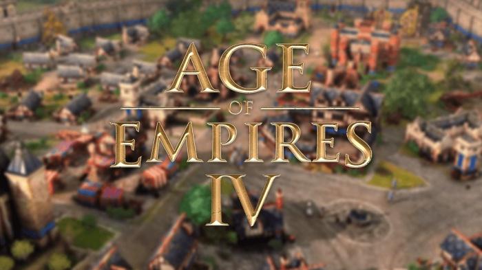 Age of Empires IV se muestra por fin en su primer tráiler con gameplay