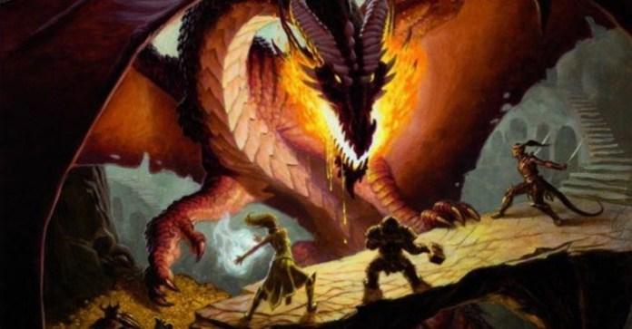 Dungeons & Dragons - 2021