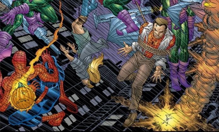 Spiderman El alma del cazador 1