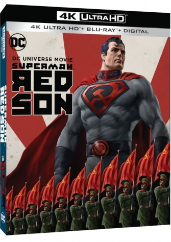 Superman: Red Son 4K