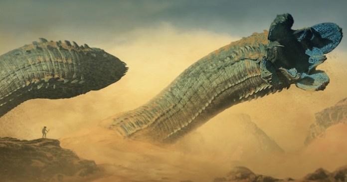 Dune - gusanos