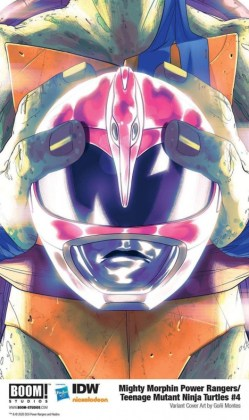 mighty morphin power rangers teenage mutant ninja turtles 4 cove 1209798