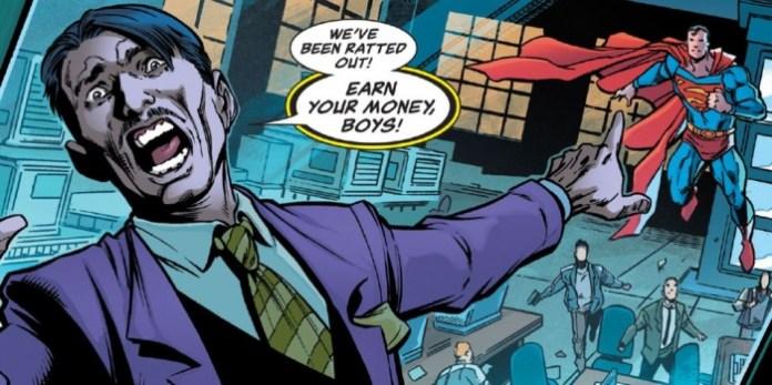 Superman The Gambler
