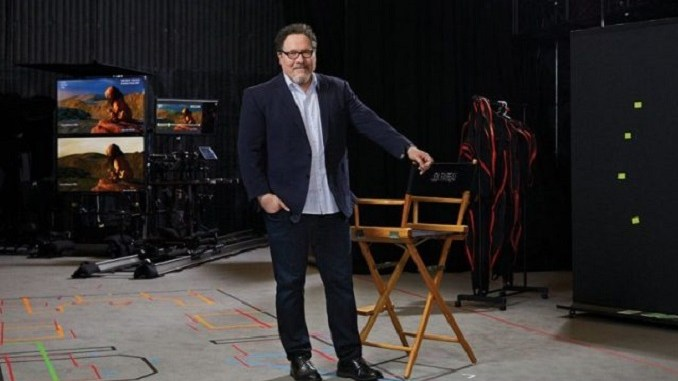 The Mandalorian Jon Favreau 2