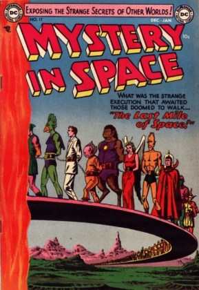 cover homage 8 anderson 1 mystery in space 17