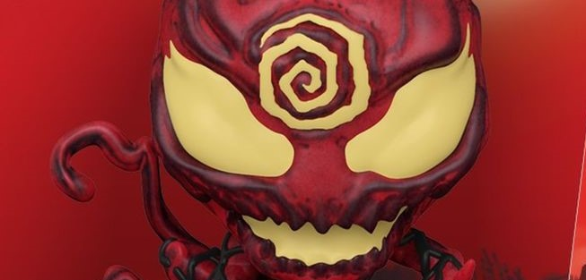 Absolute Carnage Funko Header