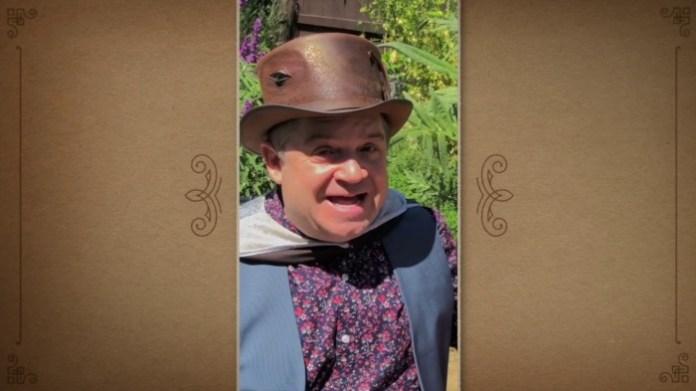 Patton Oswald es Vizzini en el remake casero de La princesa prometida