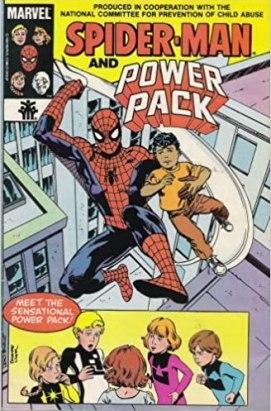 Spiderman y power pack