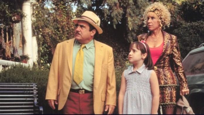 matilda y su familia