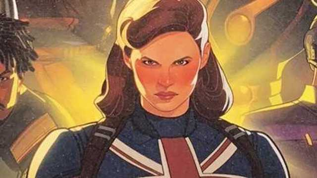 Peggy Carter What if...?