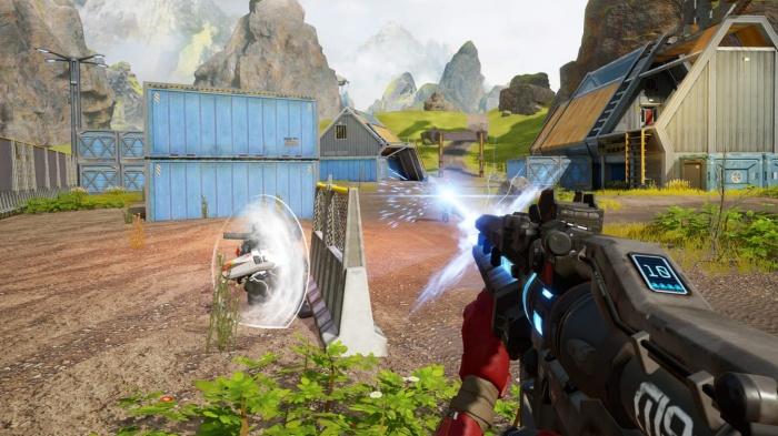 Apex Legends Mobile - Electronic Arts - Respawn Entertaiment 005