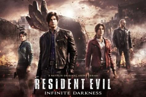 Resident Evil: Oscuridad infinita lanza tráiler en español y confirma fecha  de estreno