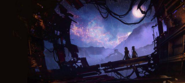 Imágenes ambientales de Star Trek: Prodigy