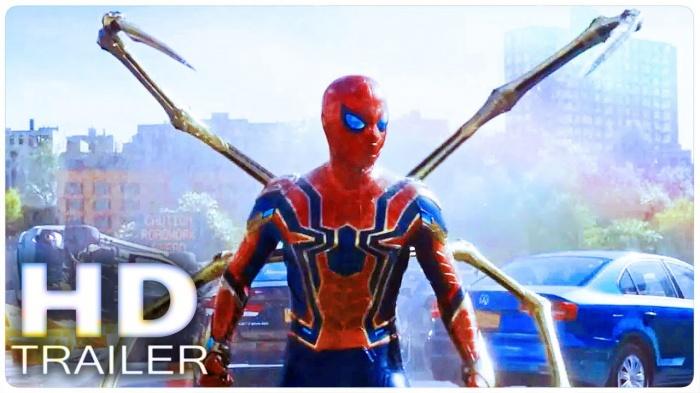 Trailer de Spider-Man: No Way Home