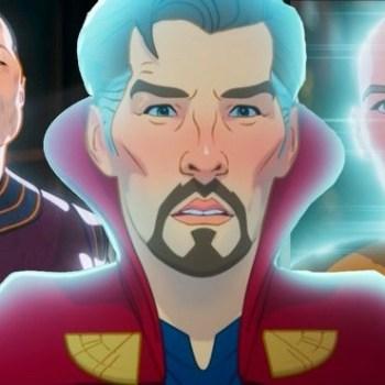 What If Doctor Strange episode 4 cast