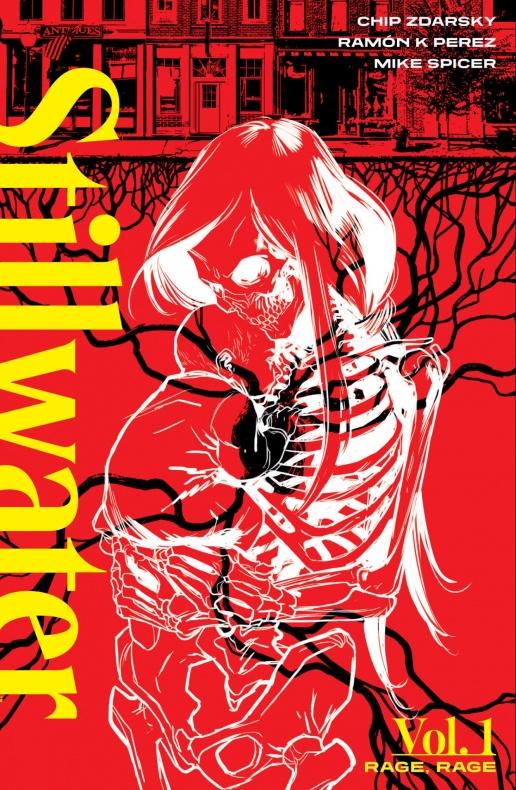 Stillwater: rabia rabia
