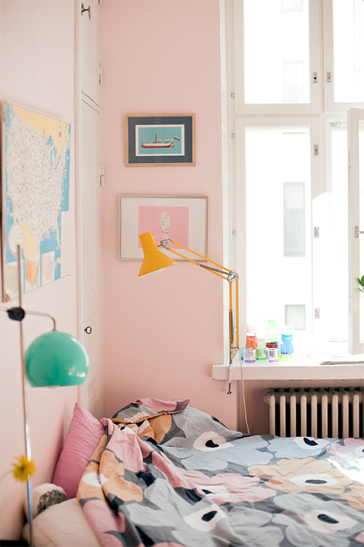 rosa habitacion 4