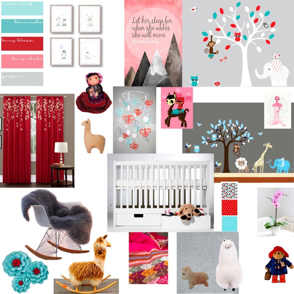 frejas nursery room_moodboard_lacasadefreja