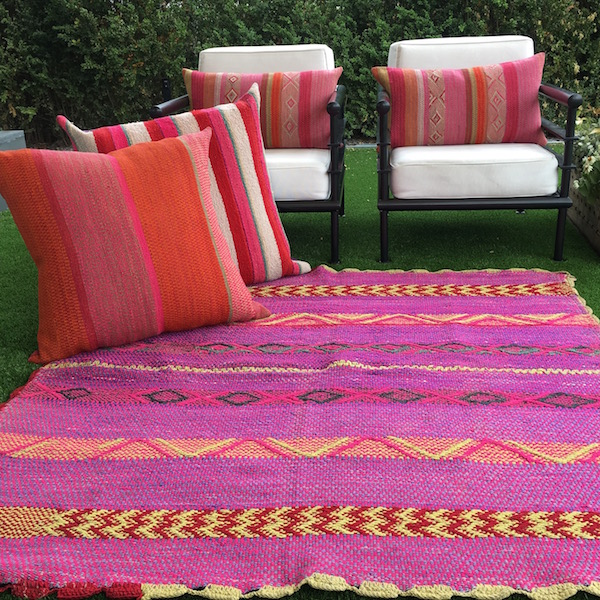 peruvian ethnic rugs 6