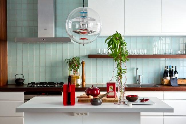 small swedish scandinavian bohemian apartment 4