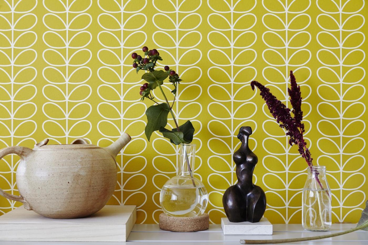 yellow blue patterns 4