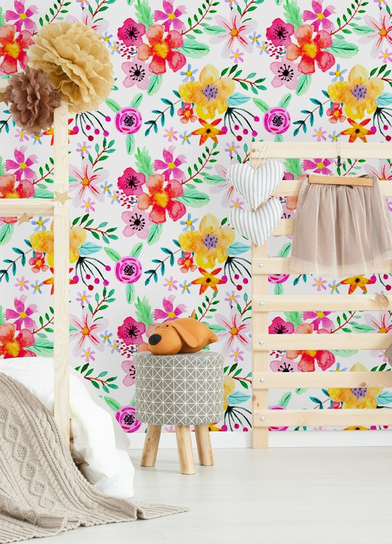 floral wallpaper 10