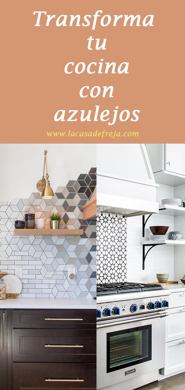 transforma cocina azulejos