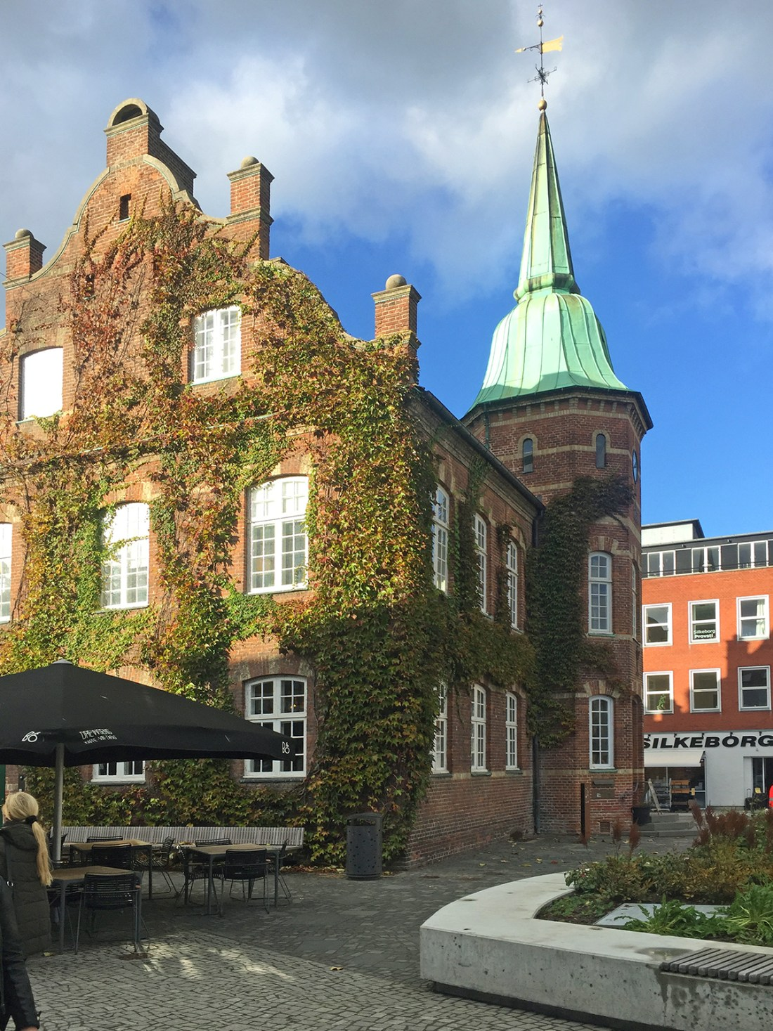A very short visit to Silkeborg in Autumn 03