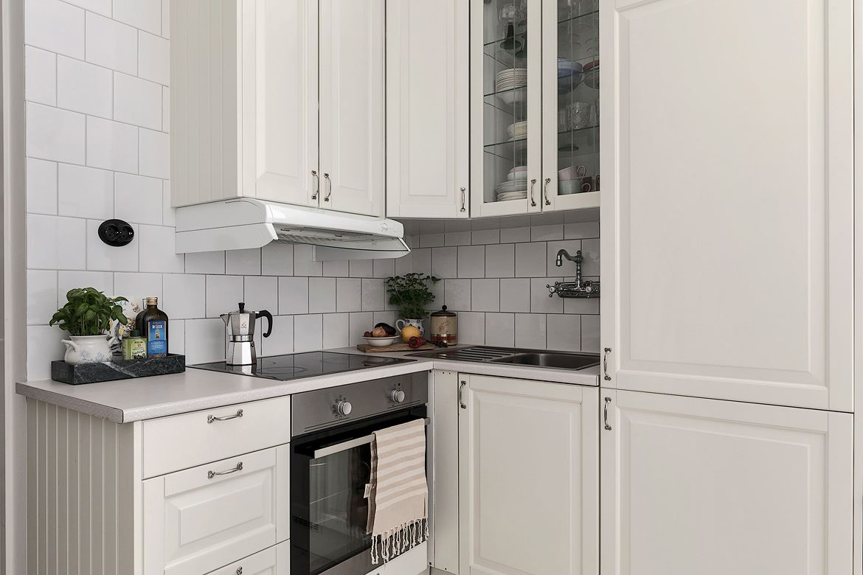 Romantic Scandinavian apartment 06
