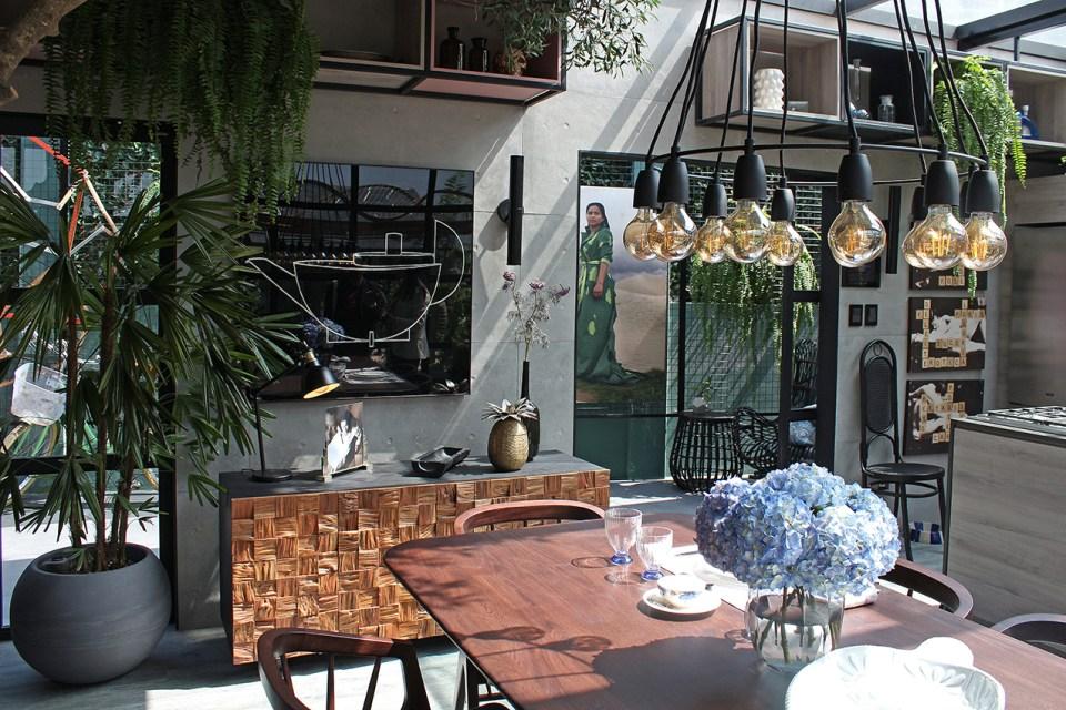 The loft of Marianne in Casacor Peru 2018 07