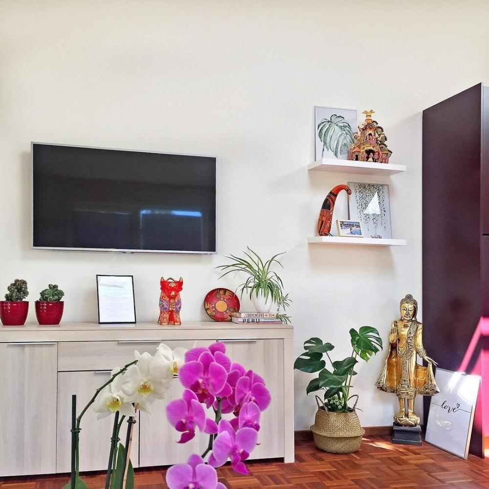lacasadefreja tv decor wall 01