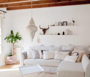 scandiboho apartment in Mallorca 04