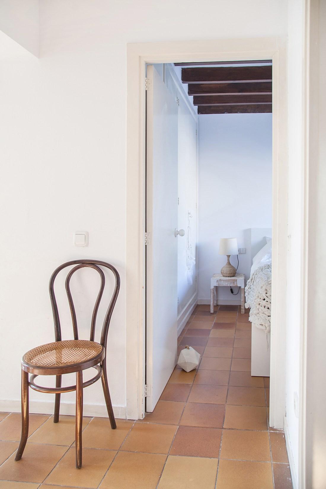 scandi boho apartment in Mallorca 09