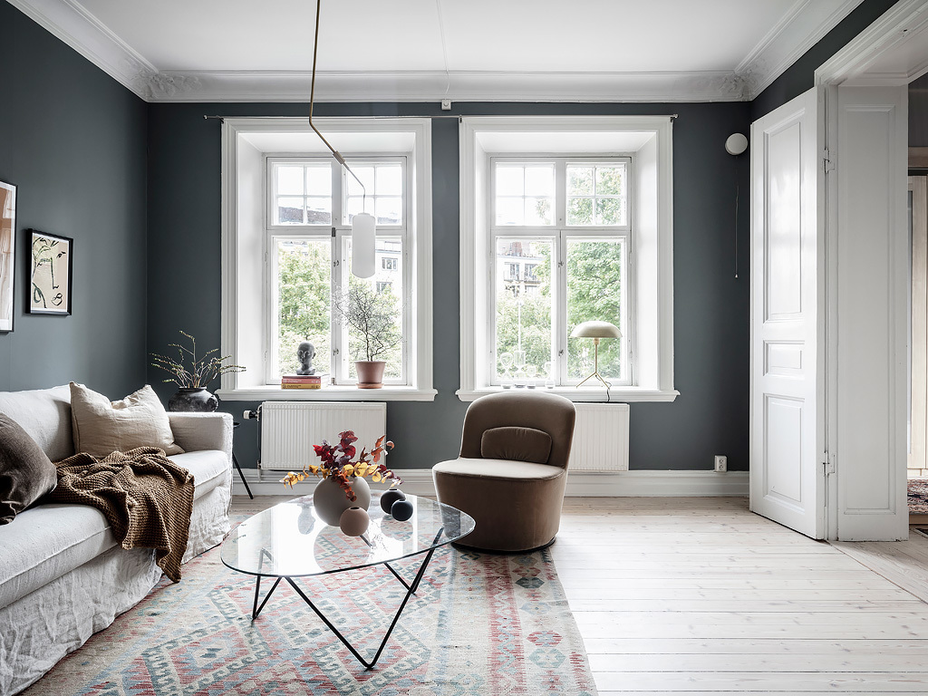 A mix of styles in just one apartment 03