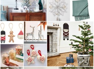 How to achieve a Scandinavian Christmas