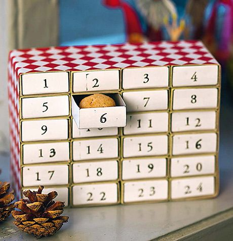 Jolly Christmas Advent calendars for the countdown 02