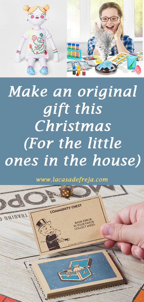 Make an original gift this Christmas (For the little ones in the house) 00