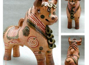 Torito de Pucará, from the Andean ritual to our homes 04