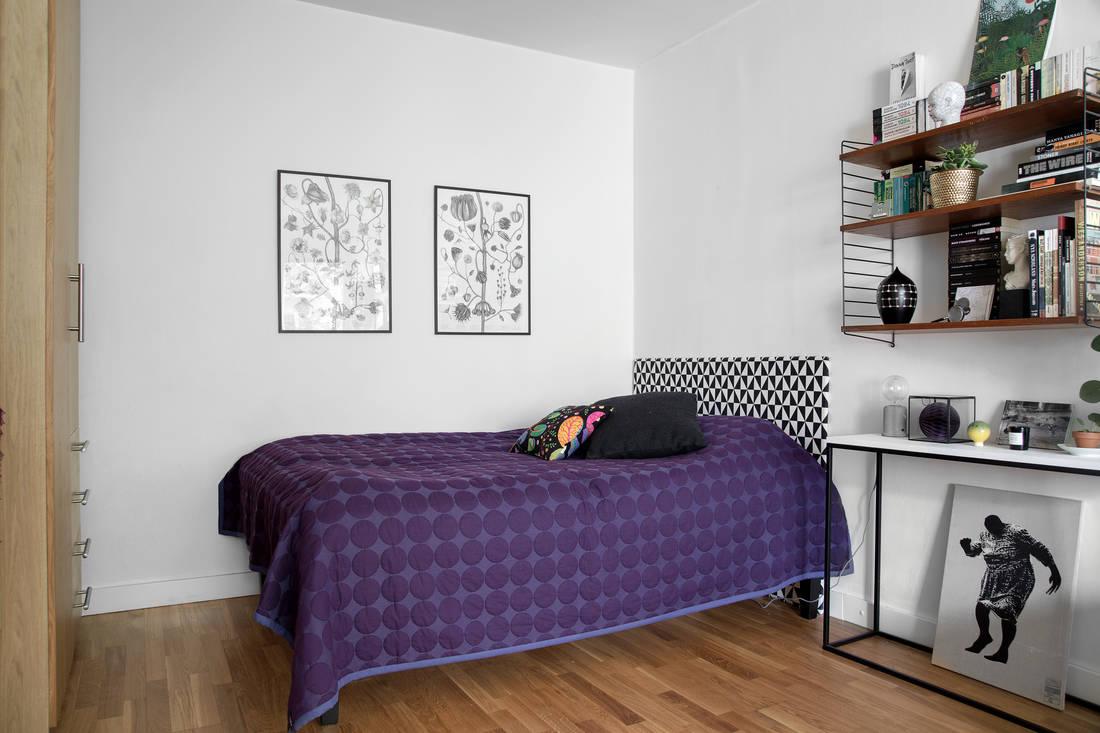 colorful rug decor apartment 06