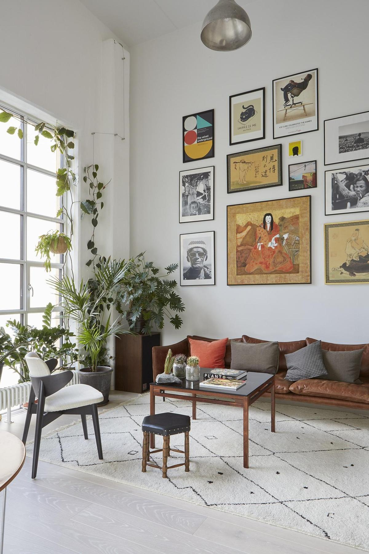 How to style your gallery wall as a Scandinavian 01