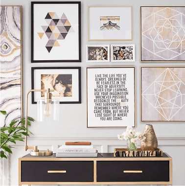 How to style your gallery wall as a Scandinavian 06