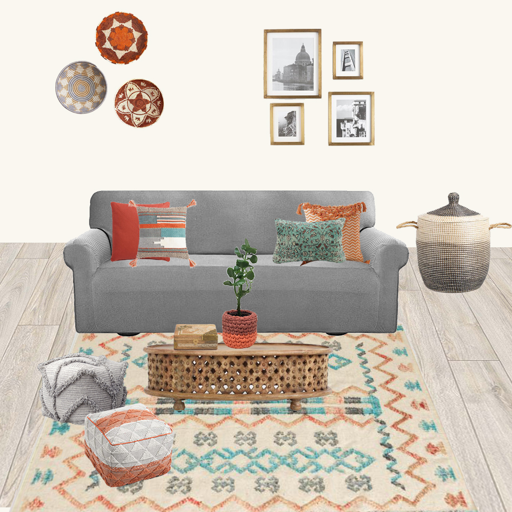 How to decorate a kid friendly living room 01